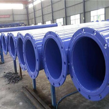 推荐四平天然气3pe防腐钢管生产厂家工程指导图片