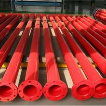 荆州内外涂塑防腐钢管生产厂家图片
