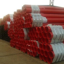 鹰潭法兰涂塑钢管价格行情图片