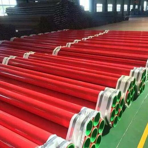 阿壩溝槽涂塑復合鋼管廠家價格資訊