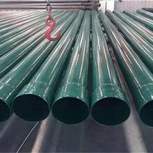 杭州天然气涂塑防腐钢管价格行情图片