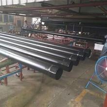 湛江电缆专用涂塑钢管生产厂家图片