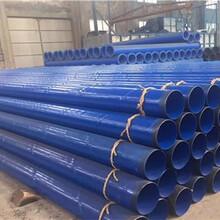 推荐德阳沟槽式涂塑防腐钢管生产厂家规格参数图片