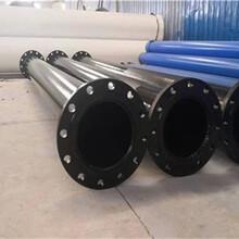 哈尔滨聚乙烯内外涂塑钢管生产厂家图片