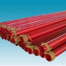 曲靖聚乙烯涂塑钢管生产厂家图片