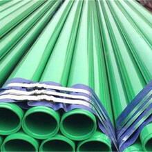 推荐热浸塑涂塑钢管合肥生产厂家介绍图片