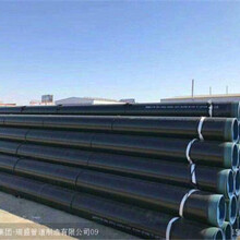 成都DN热浸塑涂塑钢管多少钱一米图片