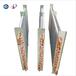 廠家批量供應加熱器冷藏柜加厚銅管鋁翅片超市立風柜風幕柜冷凝器