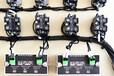 杭州變頻器全自動穩定土攪拌站控制系統控制柜
