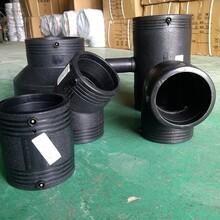 山西吕梁PE给水管吕梁钢丝网骨架PE管和吕梁PE管件厂家经销图片