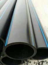 吕梁PE国标给水管三寸16公斤吕梁企标PE给水农田灌溉水管图片