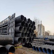 供应厂东森游戏主管山西忻东森游戏主管市政大口径可深埋排水排污管道钢带波纹管图片