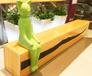 重慶玻璃鋼坐凳