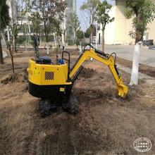 建筑施工小型挖掘机10型农用挖掘机挖深1.4米小型挖掘机