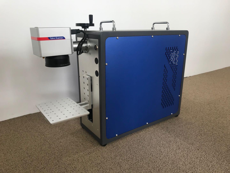 供应楚优光纤激光打标喷码机