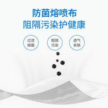 民用一次性口罩净化空气口罩平面口罩价格图片