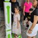 浙江杭州幼兒園入園檢測晨檢機器人,智能測體溫紅外感應人臉識別