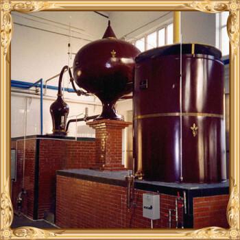新轻机械供应夏朗德蒸馏机组