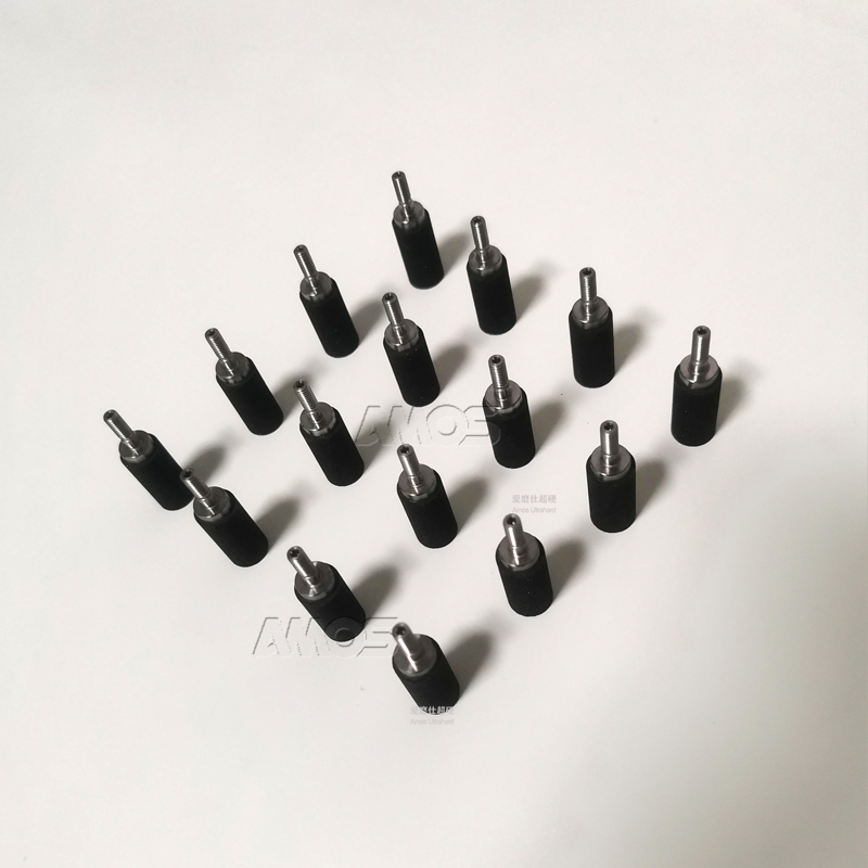 陶瓷结合剂CBN砂轮河南爱磨仕立方氮化硼砂轮厂家可定制