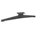 达兴宏DB3003高端定制烤漆静电喷涂黑纱纹沙发五金脚家具配件