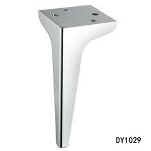 新款鐵沙發腳茶幾櫥柜腳桌腿電視柜直角家具腳達興宏DY1029圖片
