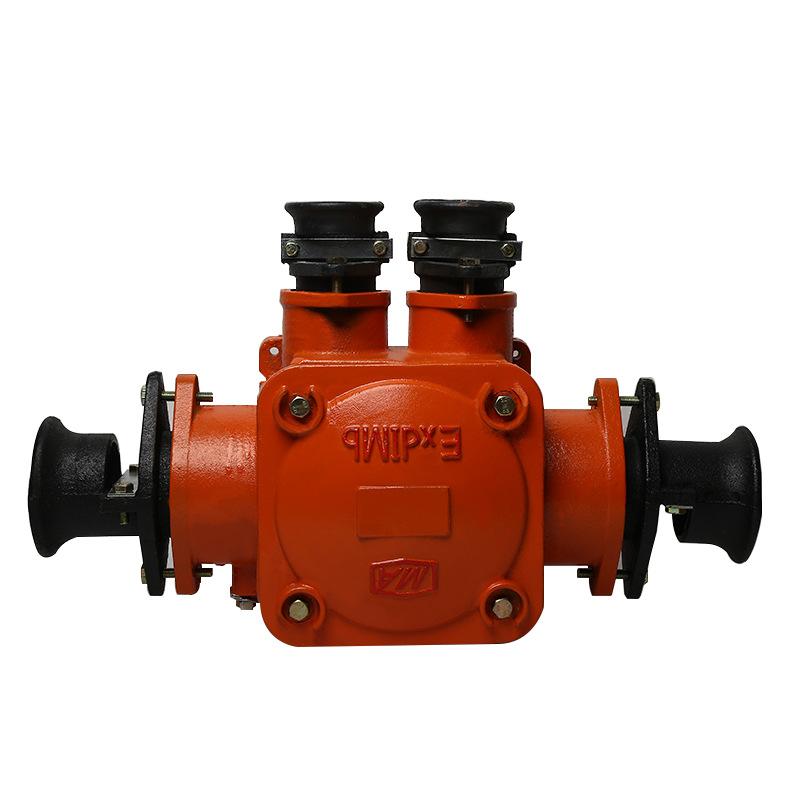 供应BHD2-400/1140-4G矿用隔爆型低压电缆接线盒厂家直销