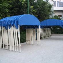 西安中赞生产雨蓬,推拉雨蓬,宵夜蓬,物流蓬图片