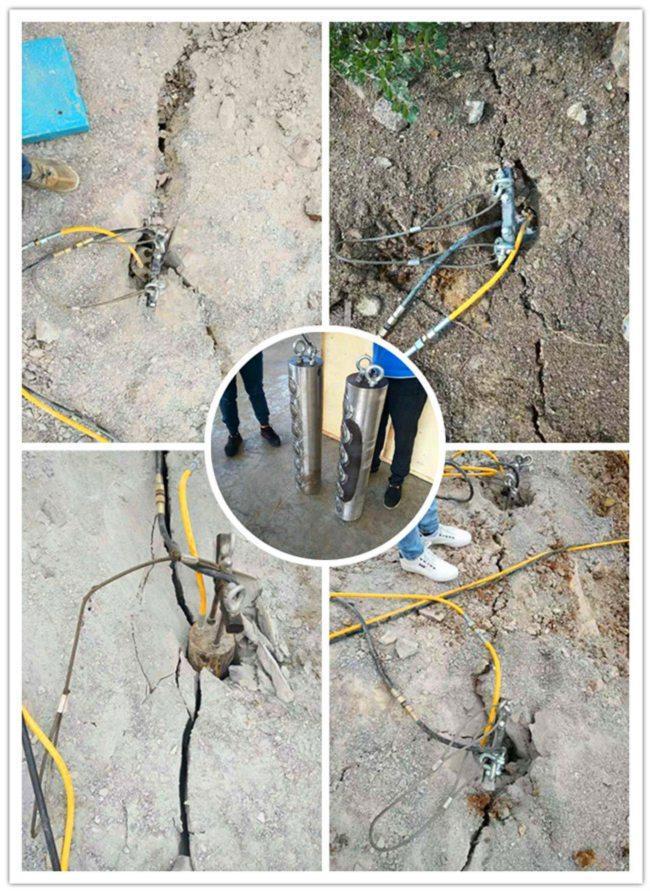 臺灣宜蘭縣劈裂機的施工方案工作廠家