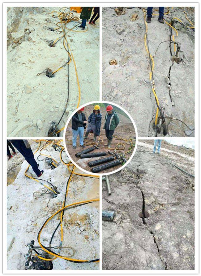 重慶巫溪劈裂設備廠家工作質量