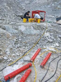 贵州贵阳450劈裂机矿山开采