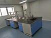 实验台厂家供应浙江宁波钢木边台中央台化学操作台通风柜