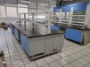 江蘇實驗室工作臺直銷上門測量包安裝鋼木邊臺試劑柜天平臺