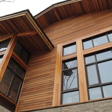 德阳胶合木屋木别墅图片