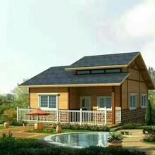 泸州农庄生态个性木屋建筑制作图片