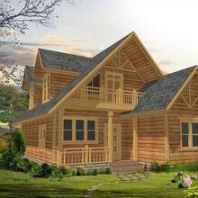 宜宾农庄生态个性木屋建筑制作图片