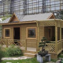 绵阳轻型木屋木别墅定制图片