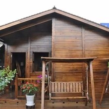 巴中轻型木屋木别墅价格图片