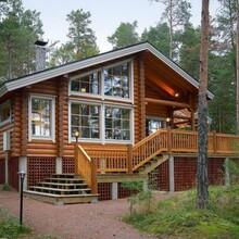 什邡重型木屋木别墅图片