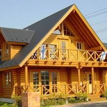 長沙重型木屋木別墅價格圖片