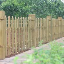 绵阳防腐木结构图片