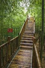 竹欄桿結構圖片