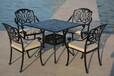 資陽鐵藝組合座椅