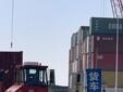 連云港東海到佛山三水海運一個集裝箱發貨圖片