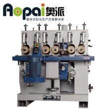 奧派氣缸式壓料左右兩把銑刀頭調節簡便雙邊銑AP-ZSX170