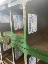 醴陵莱钢美标H型钢W8系列理论重量规格表图片