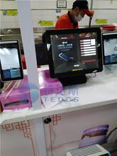 食堂人脸消费机,食堂消费系统图片