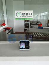 特达斯食堂消费系统,人脸识别食堂消费系统图片