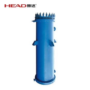 山东赫达石墨设备石墨换热器石墨冷凝器石墨冷却器