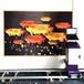智能3d立體墻體彩繪機戶外廣告噴繪自動配色防水防曬壁畫打印機