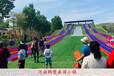 彩虹滑道廠家打造全新網紅景區網紅游樂滑道規劃場地